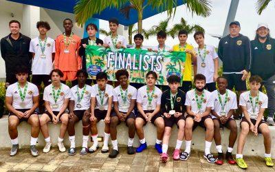 U15 Premier Finalists!