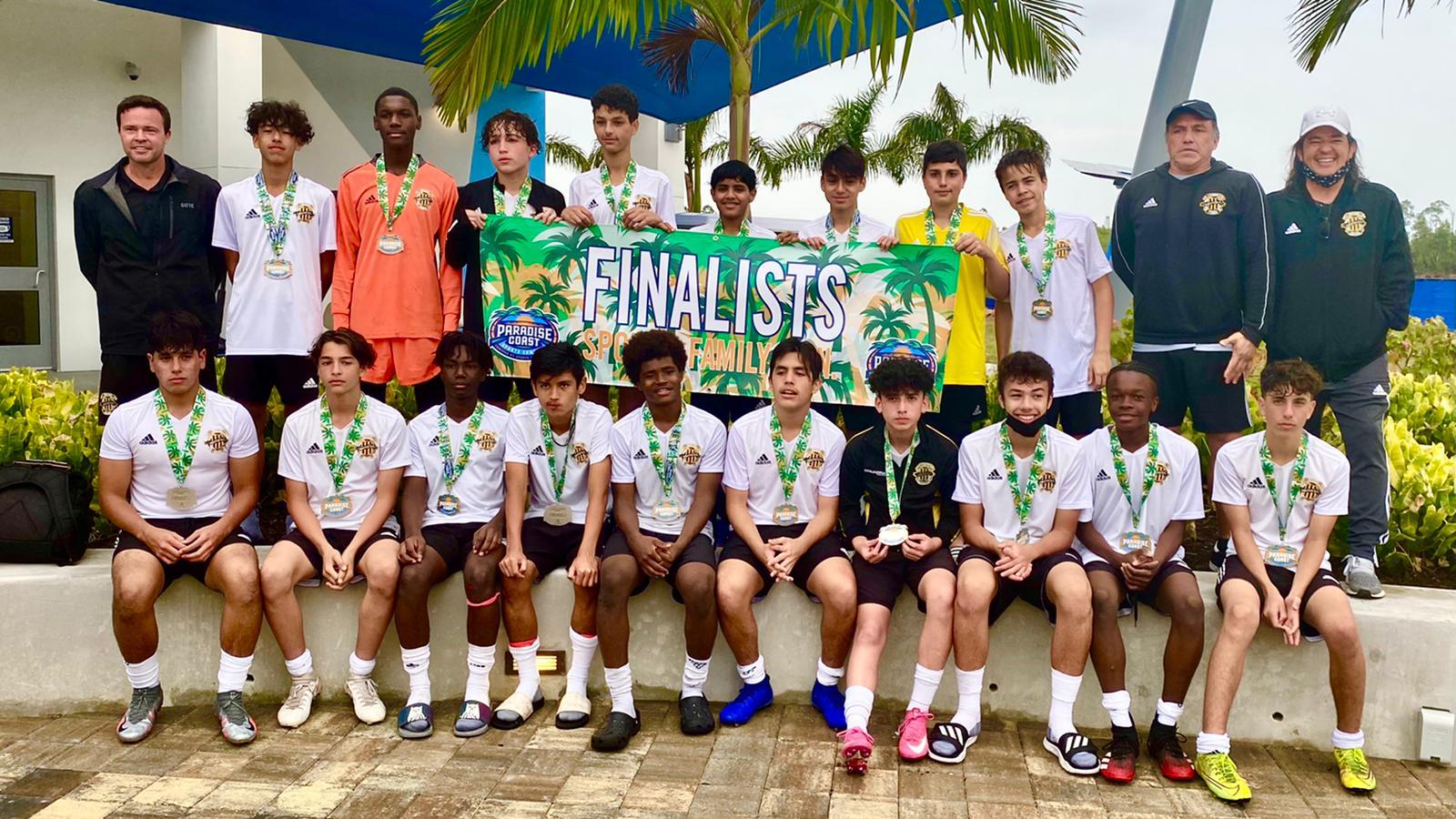 u15 Premier Finalists
