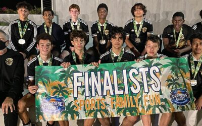 WPU U17 Advance to Championship Game & Finalists at the Naples Cup!
