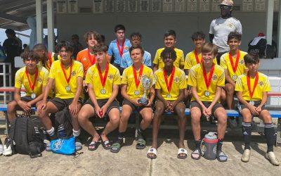 U16 Elite Cunningham FINALISTS at the Bazooka Spring Cup!
