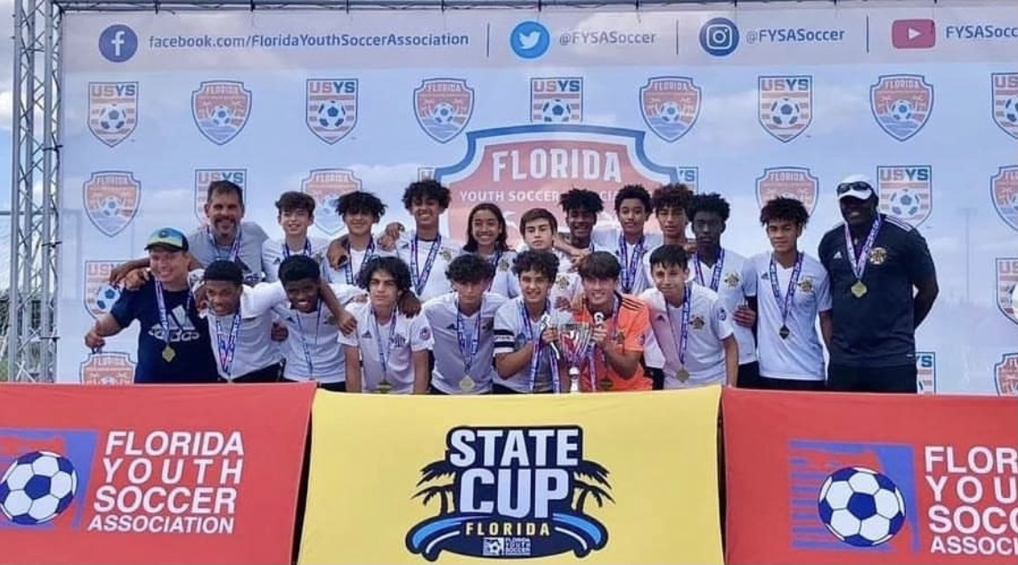 State Cup Champs!