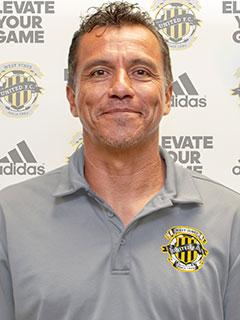 Coach Henry Pedraza